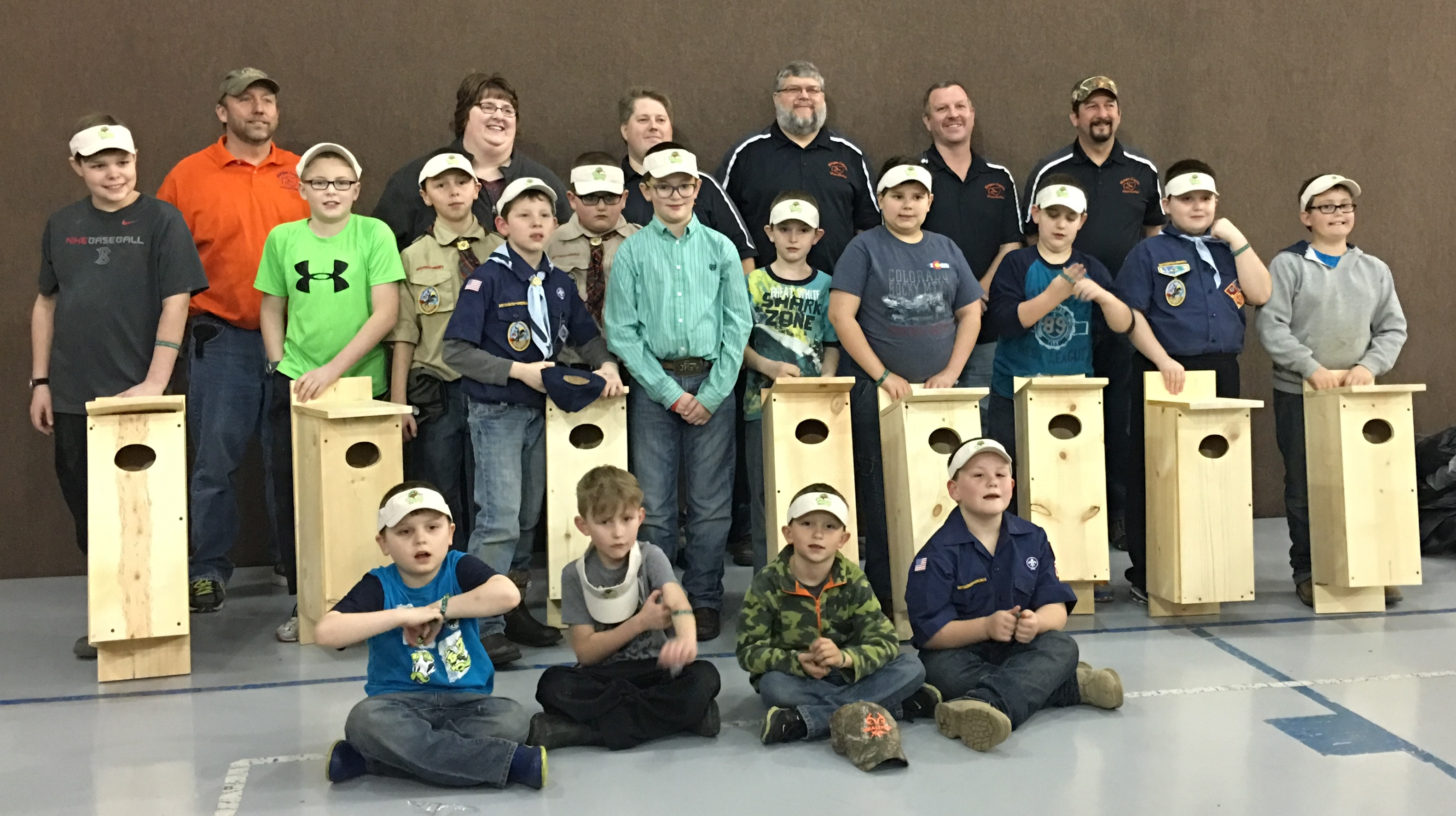 Greenwing Event with